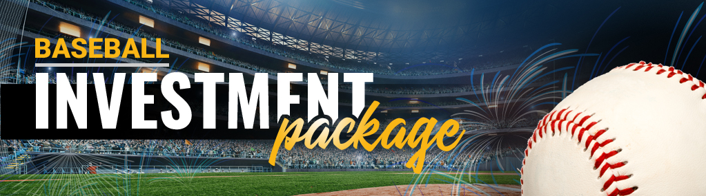 Baseball Investment Package