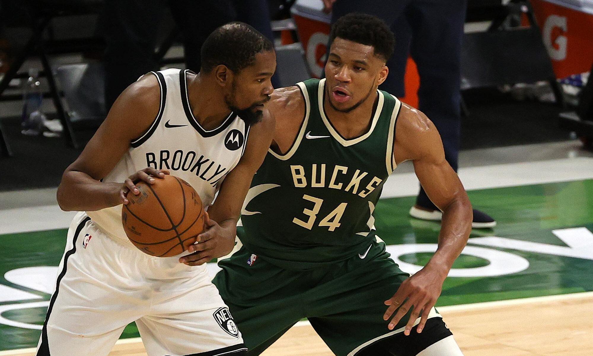 NBA Playoffs: Bucks vs Nets Series